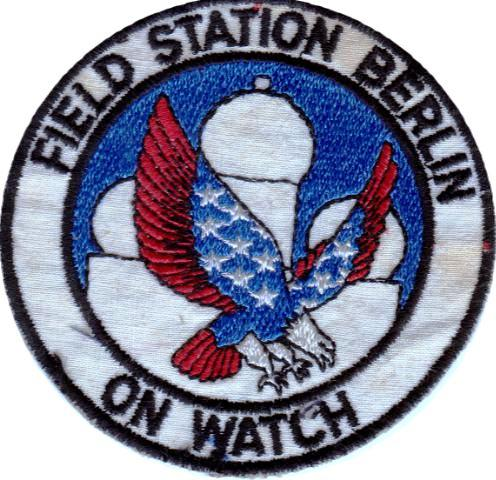 FIELD STATION BERLIN FSB ON WATCH / Anklicken und Teufelsberg Retten